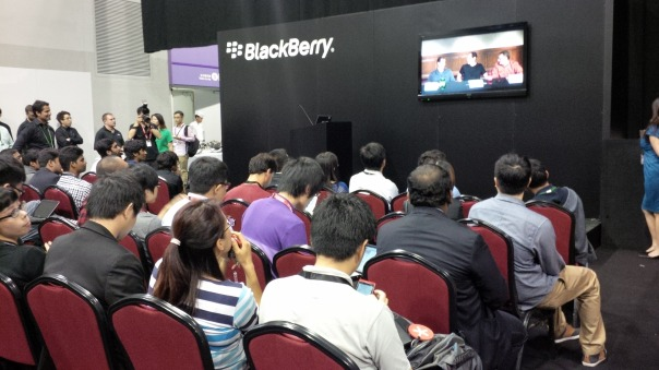 BlackBerry Jam Asia Jam Space