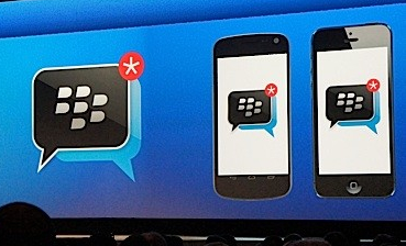 BBM is already topping the Top Free iPhone Apps chart