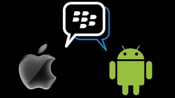 BlackBerry Relaunches BBM for iOS and Android today