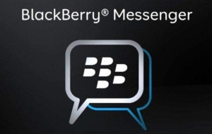 BlackBerry is working on a fix for BBM on iOS 7.0.3
