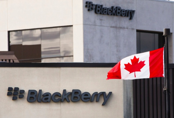 BlackBerry considers breakup if Fairfax fails to find funding