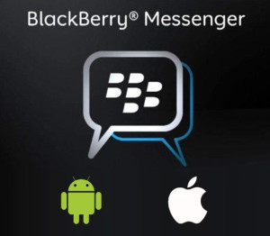 BBM for Android and iPhone achieved over 10 million downloads in 24 hours