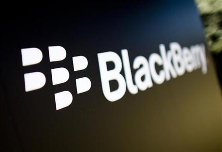 BlackBerry outselling Motorola and HTC