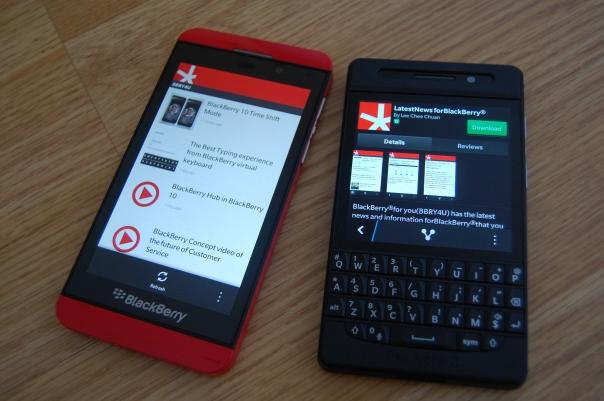 BBRY4U app now in BlackBerry World