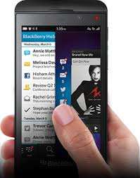 Pay Nothing for a BlackBerry Z10
