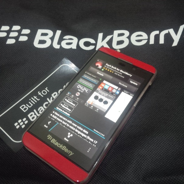 SayIt for BlackBerry 10 gets updated to 2.5.0.0