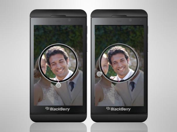 BlackBerry 10 Time Shift Mode