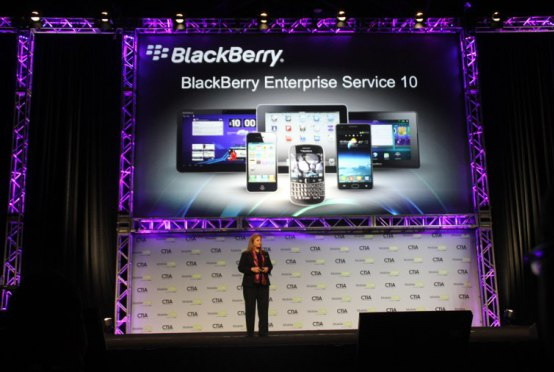 BlackBerry Released BlackBerry Enterprise Service 10.2 Gold Candidate BETA
