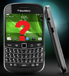 "Foxconn's First BlackBerry Device, ""Jakarta,"" May Not Have A Physical Keyboard"