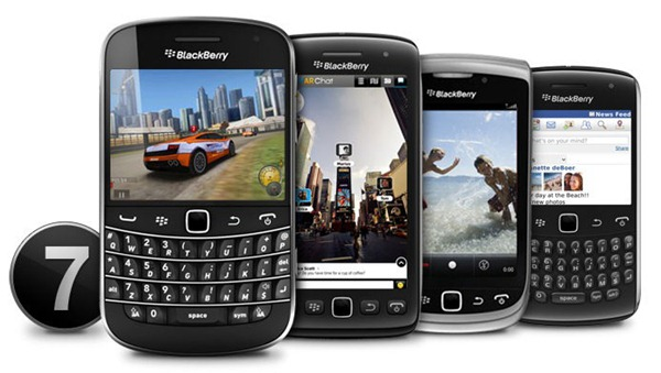 3.2 Million BlackBerry 7 Smartphones Sold, Versus 1.1 Million BlackBerry 10