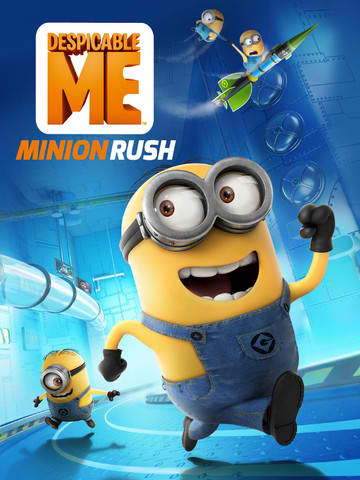 Despicable Me: Minion Rush for BlackBerry 10 updated to v1.0.4.315
