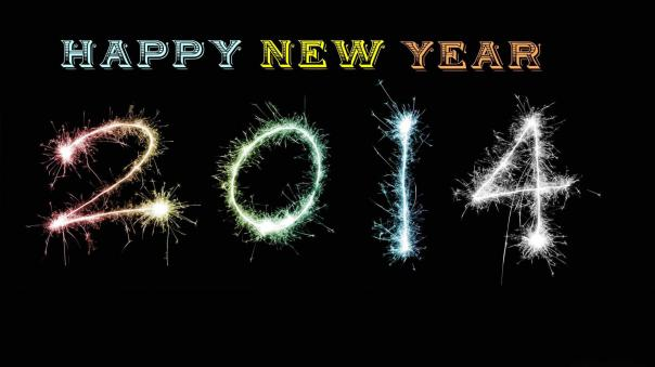 BBRY4U Wishes Everyone a Happy New Year 2014