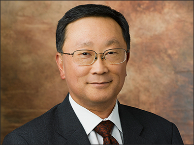 BlackBerry CEO John Chen: 'The journey has just begun'
