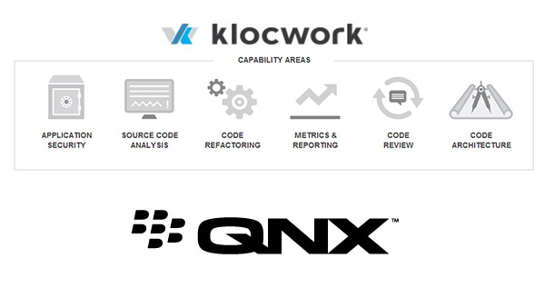 Klocwork Brings Further Security Compliance to QNX CAR Platform