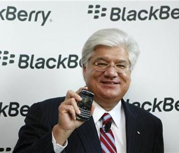BlackBerry co-founder Mike Lazaridis sells off $26-million in BBRY shares