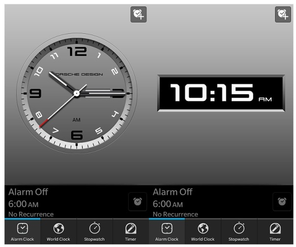 Ever wanted to have the Porsche Design style clock? Heres how you can get one!