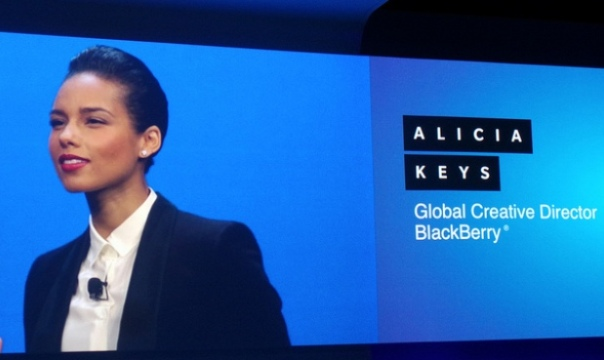 BlackBerry And Alicia Keys ends collaboration After A Year in January 30th