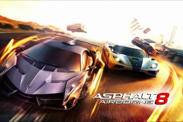Asphalt 8: Airborne from Gameloft Now Available for BlackBerry 10