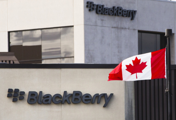 BlackBerry appoints Eric Johnson as President of Global Sales