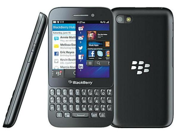 BlackBerry India provides new pricing for the Q5 by offering 20% price cut