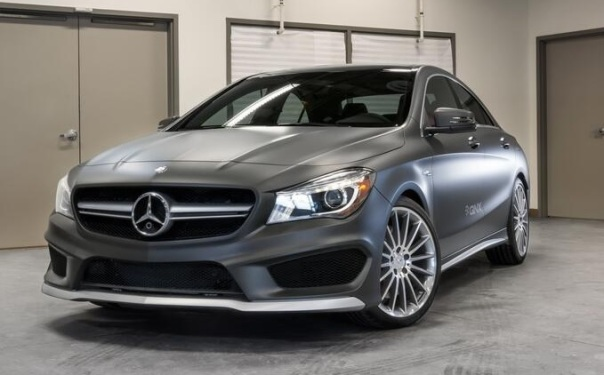 QNX At CES 2014 With Three Connected Cars – Including the Mercedes-Benz CLA45