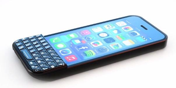 BlackBerry Asks California Court To Block U.S. Sales Of Typo Keyboard