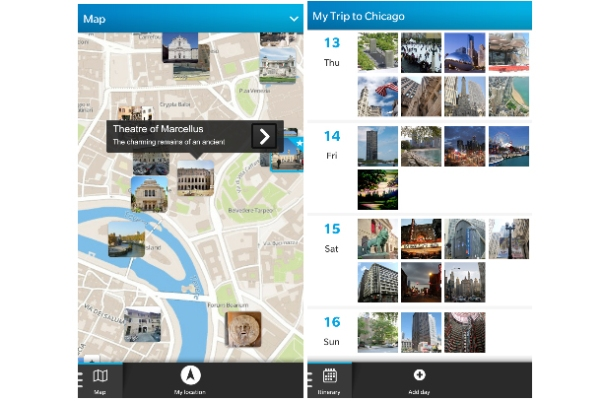 Tripomatic BlackBerry Travel Planning App Launch in BlackBerry 10