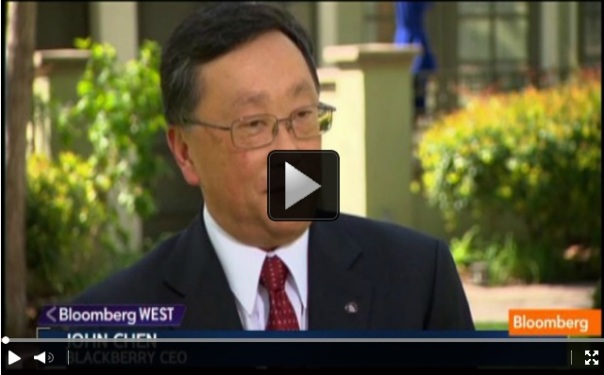 BlackBerry CEO, John Chen speaks about White House talks, future devices, T-Mobile and more!