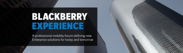 New BlackBerry Experience Cities and Dates Added – Toronto, Chicago, London, And Others