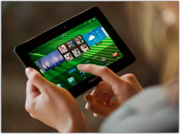 BlackBerry Considering New Tablet by 2015