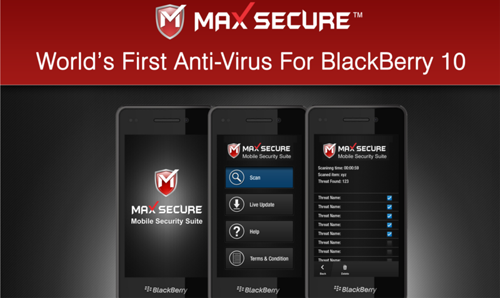 Max Mobile Security Goes Headless, Adds Background Scanning and More